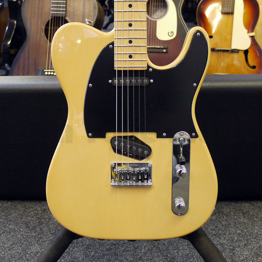 Tom Anderson Classic T - Trans Butterscotch w/ Hard Case - 2nd Hand