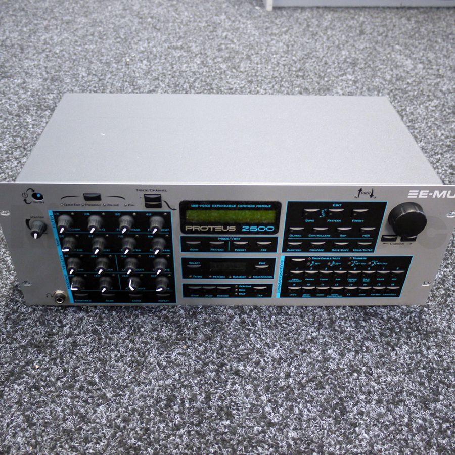 E-mu Proteus 2500 Rack Module - 2nd Hand