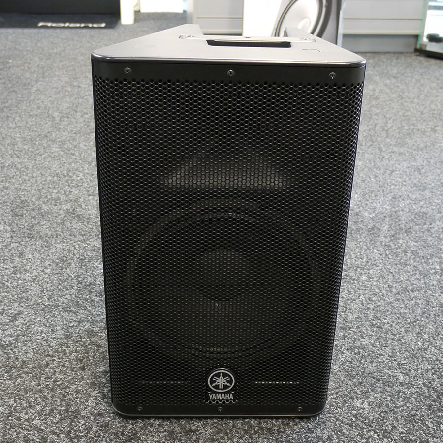 Yamaha DXR10 1100w 1x10 PA Speaker - 2nd Hand