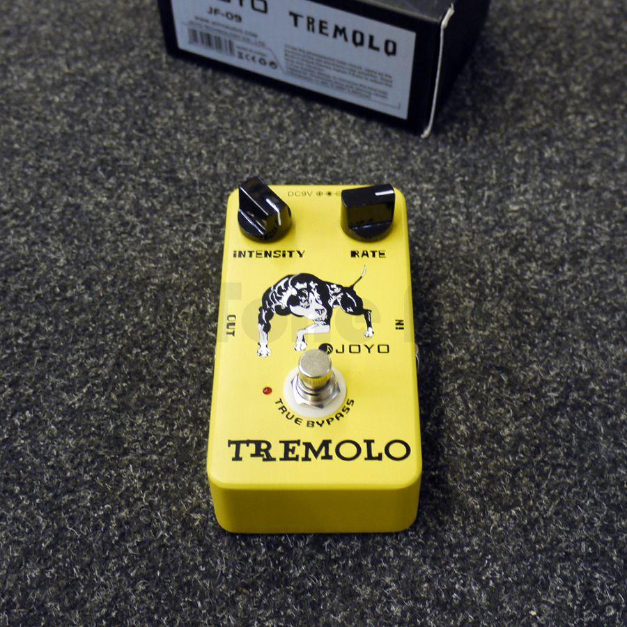 Joyo JF-09 Tremolo FX Pedal w/ Box - 2nd Hand