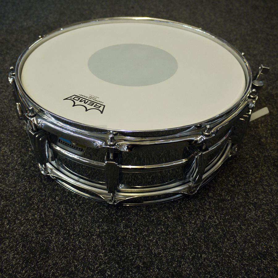 ludwig 400 snare drum 2nd hand rich tone music. Black Bedroom Furniture Sets. Home Design Ideas