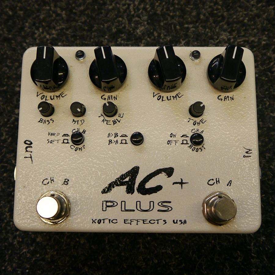 Xotic AC Plus FX Pedal - 2nd Hand