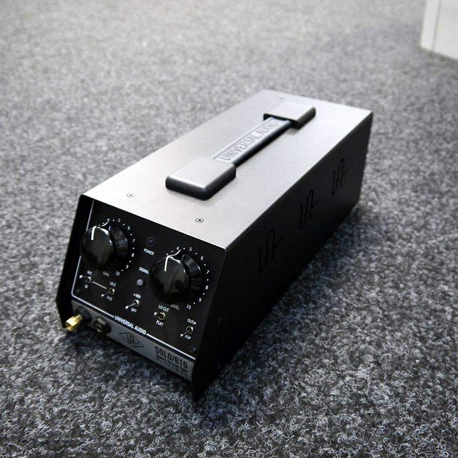 Universal Audio Solo/610 Classic Tube PreAmp - 2nd Hand