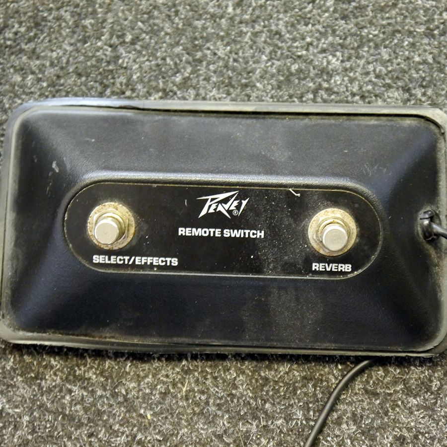Peavey Amp Footswitch - 2nd Hand