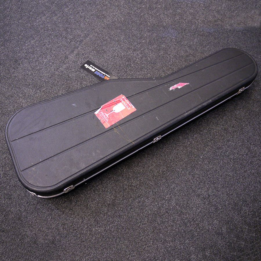 hiscox hard case for bass guitar 2nd hand rich tone music. Black Bedroom Furniture Sets. Home Design Ideas