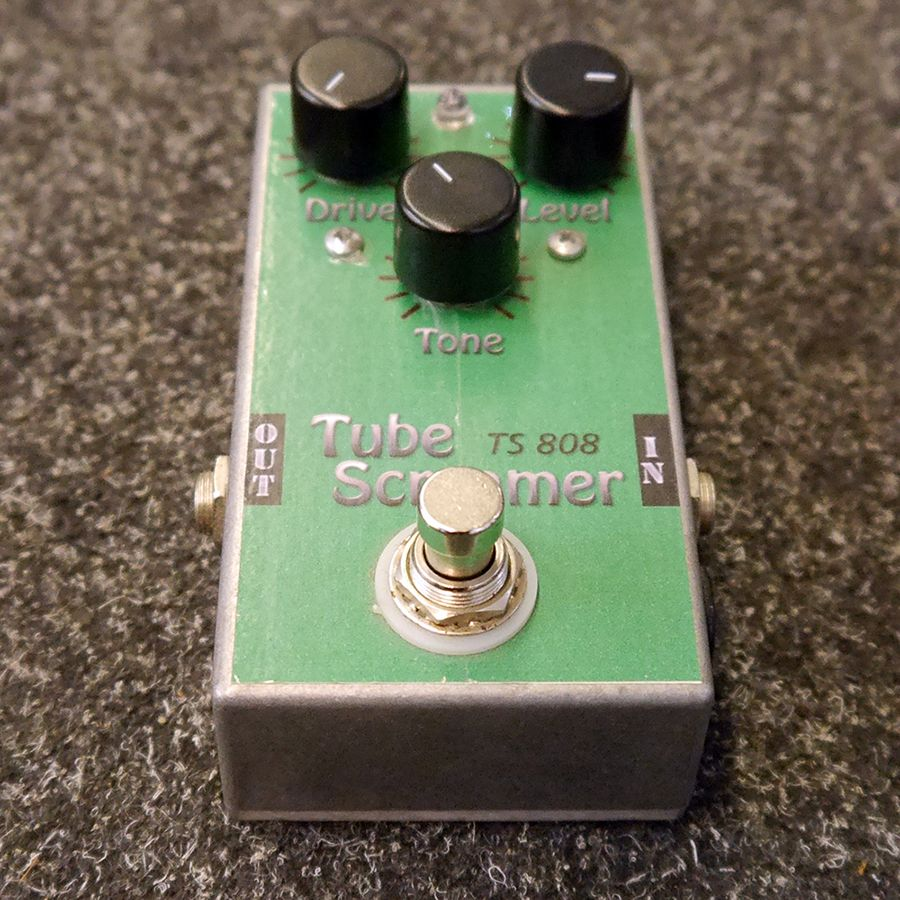 Custom Build Overdrive FX Pedal - 2nd Hand