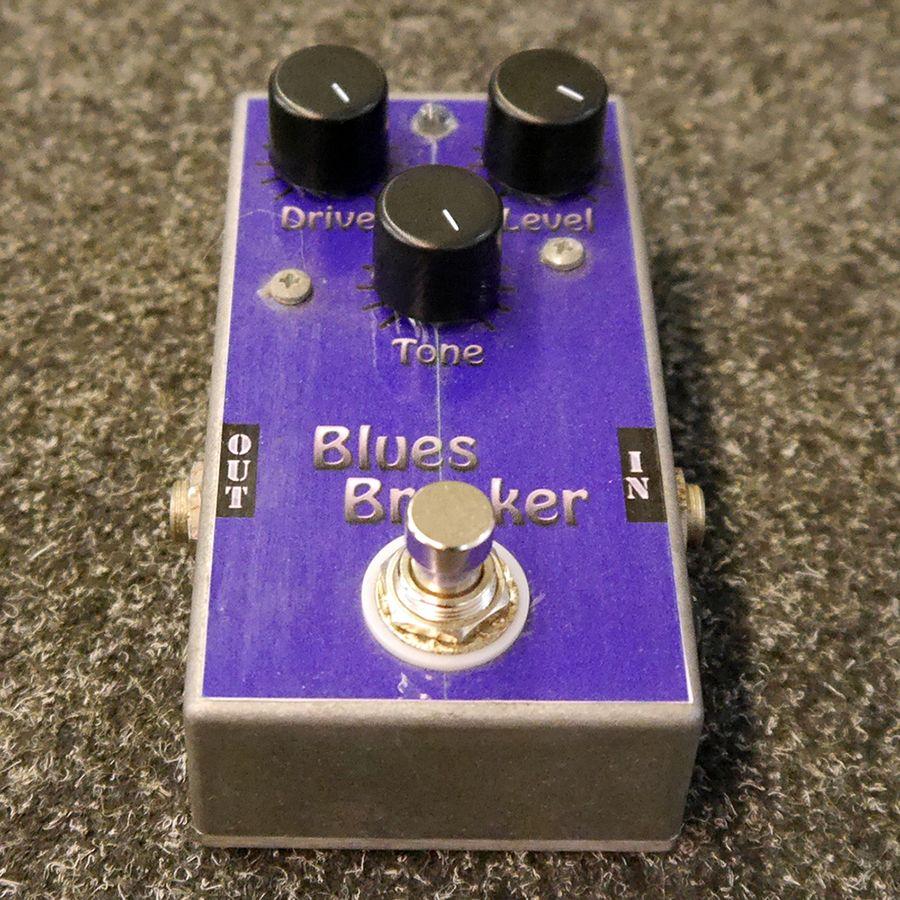 Custom Build Blues Breaker FX Pedal - 2nd Hand