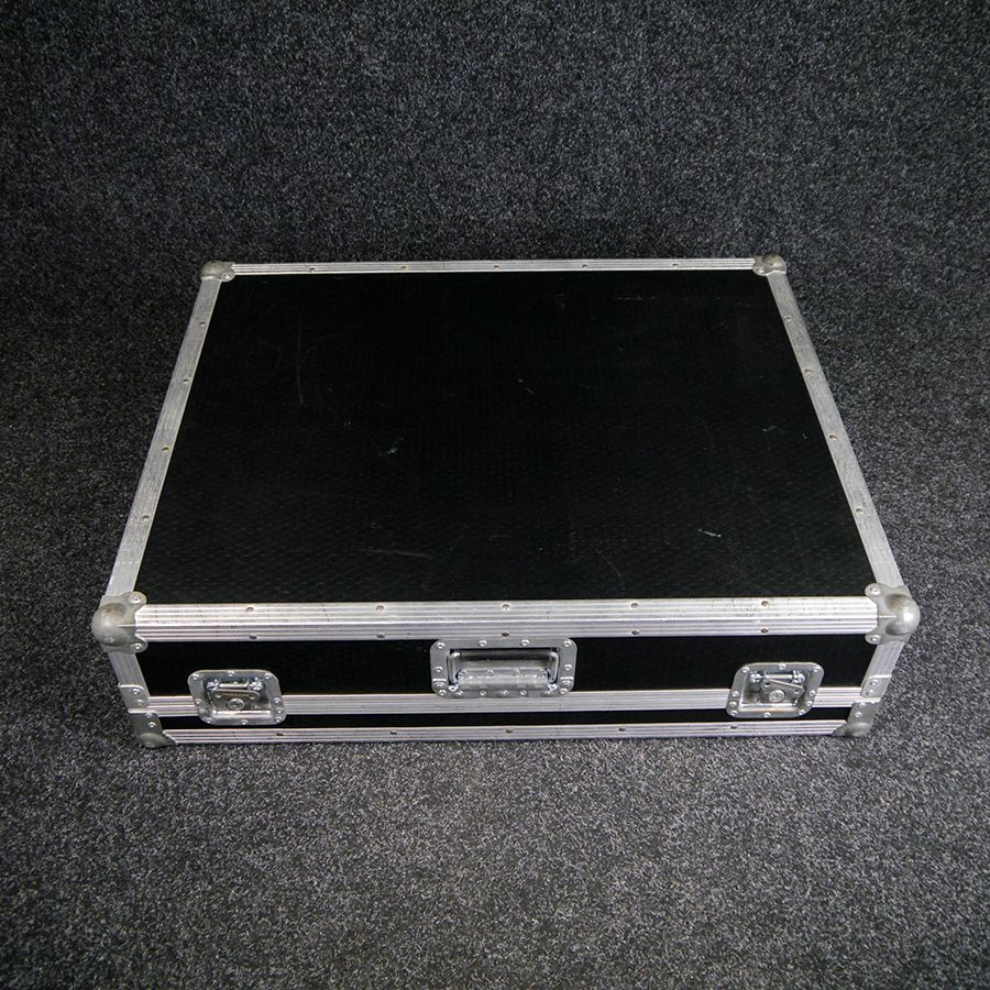Flight Case for 24 Channel Mixer - 2nd Hand