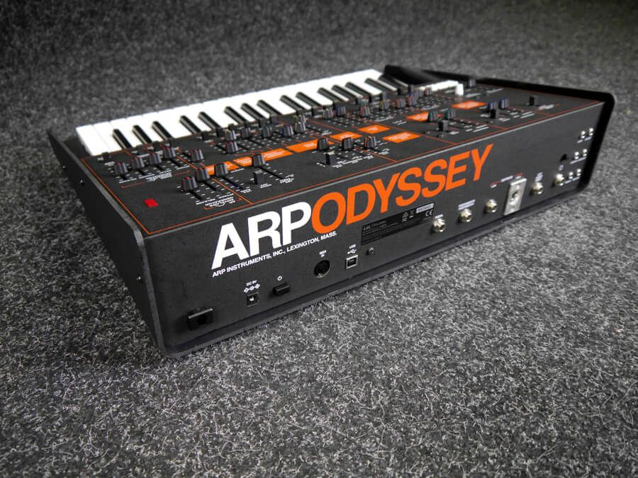 Korg ARP Odyssey Synthesizer Keyboard w/Hard Case - 2nd Hand