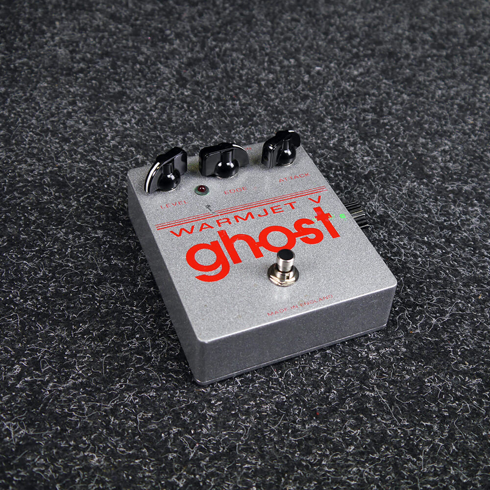 Ghost Effects Warmjet V Fuzz - FX Pedal - 2nd Hand