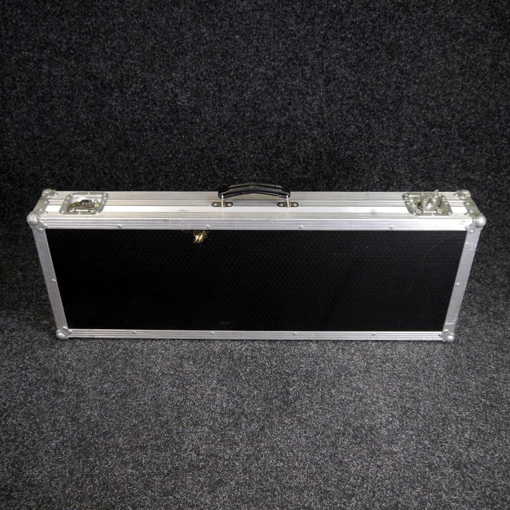 unbranded guitar flight case 2nd hand rich tone music. Black Bedroom Furniture Sets. Home Design Ideas