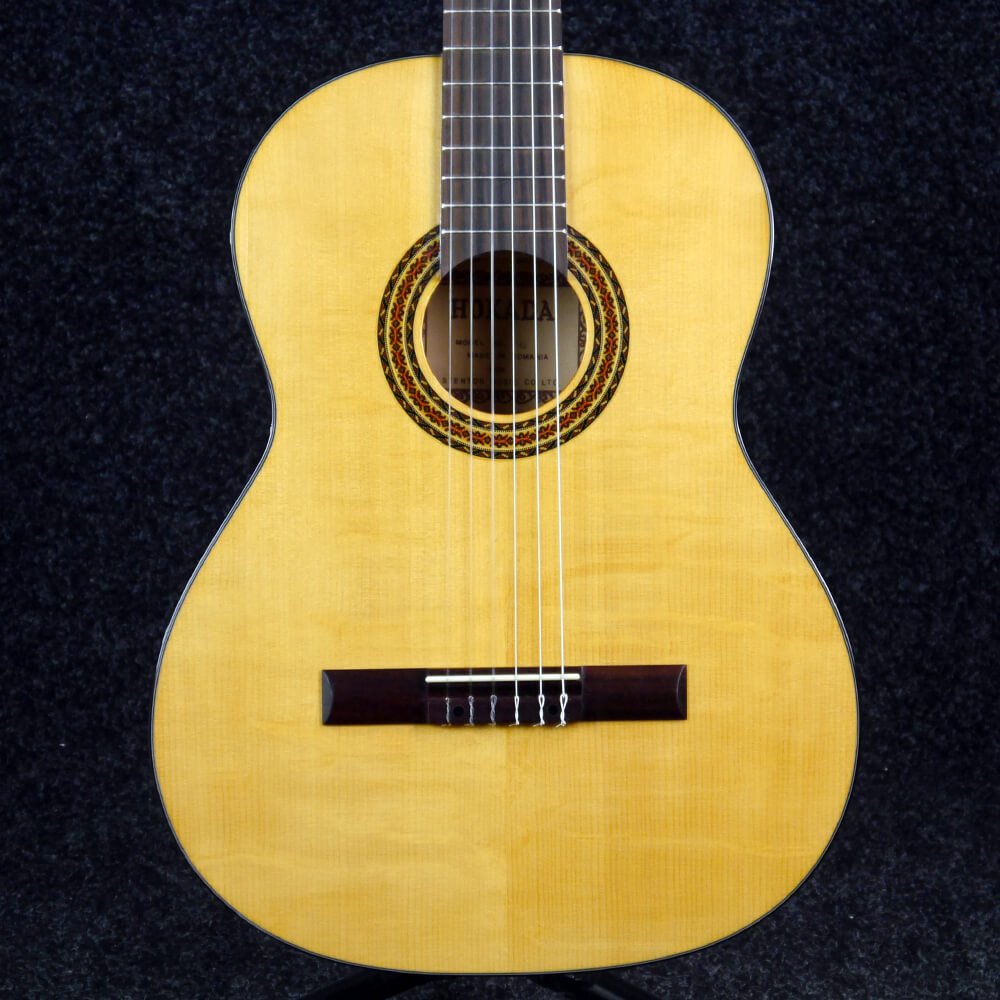 Hokada 3165 Classical Guitar - Natural - 2nd Hand