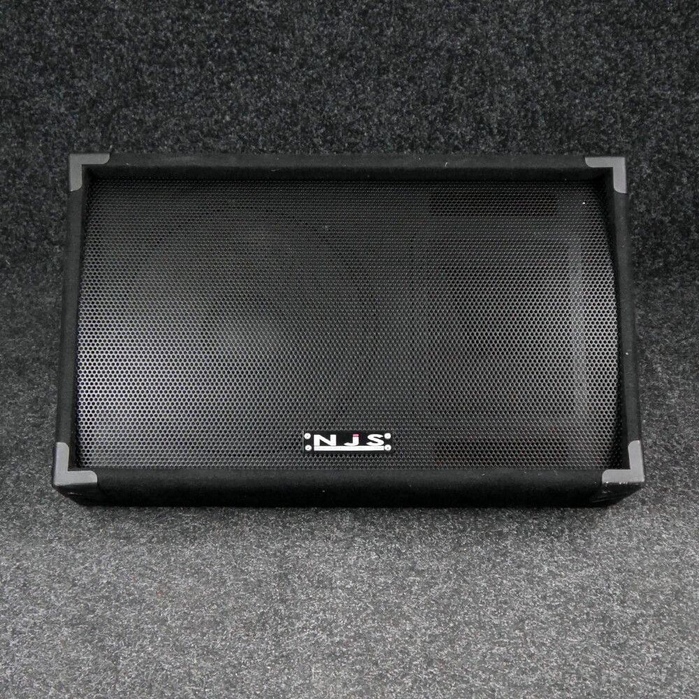 New Jersey Sound NJS104 12″ Passive PA Monitor - 2nd Hand