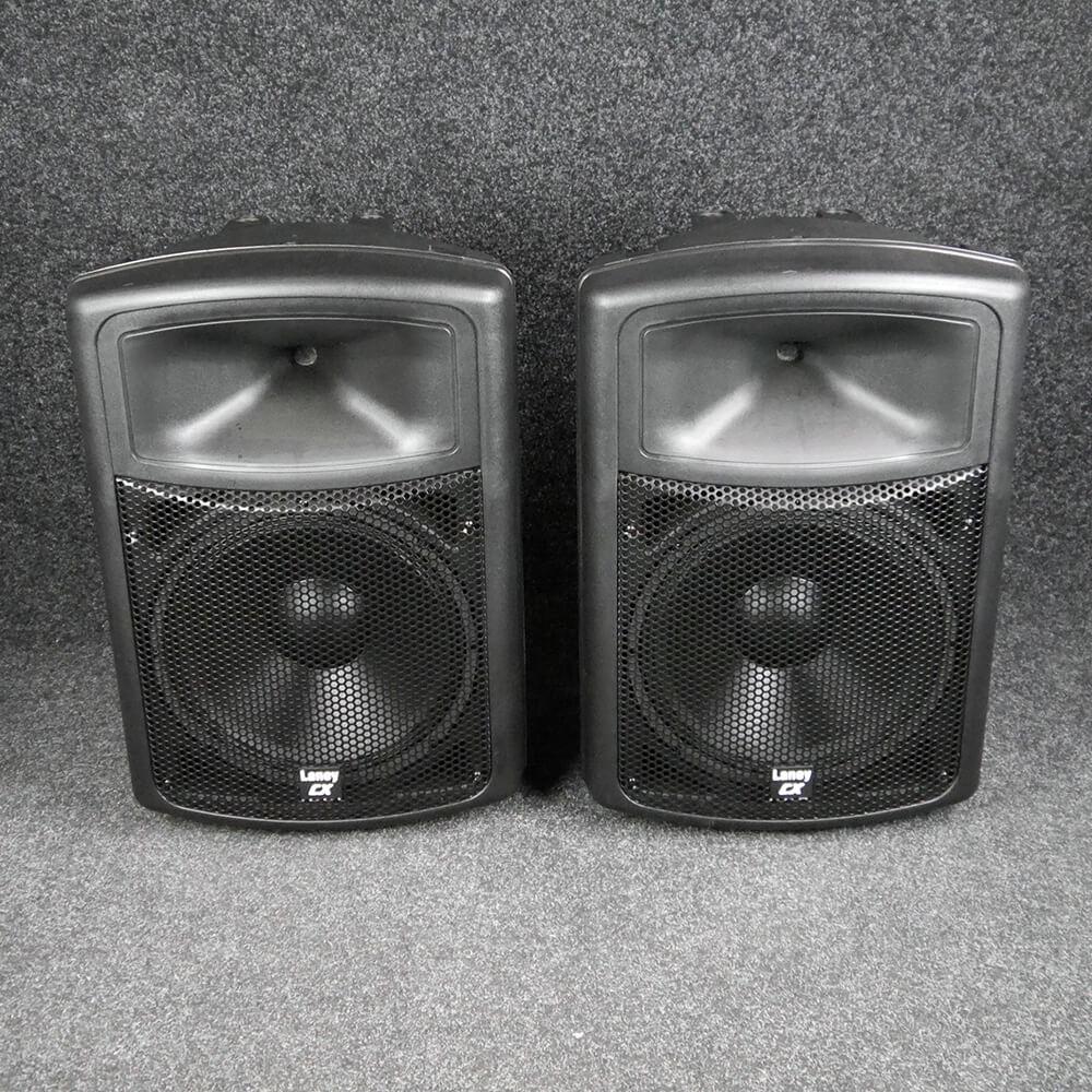 laney CX15 Passive Speaker, Pair - 2nd Hand