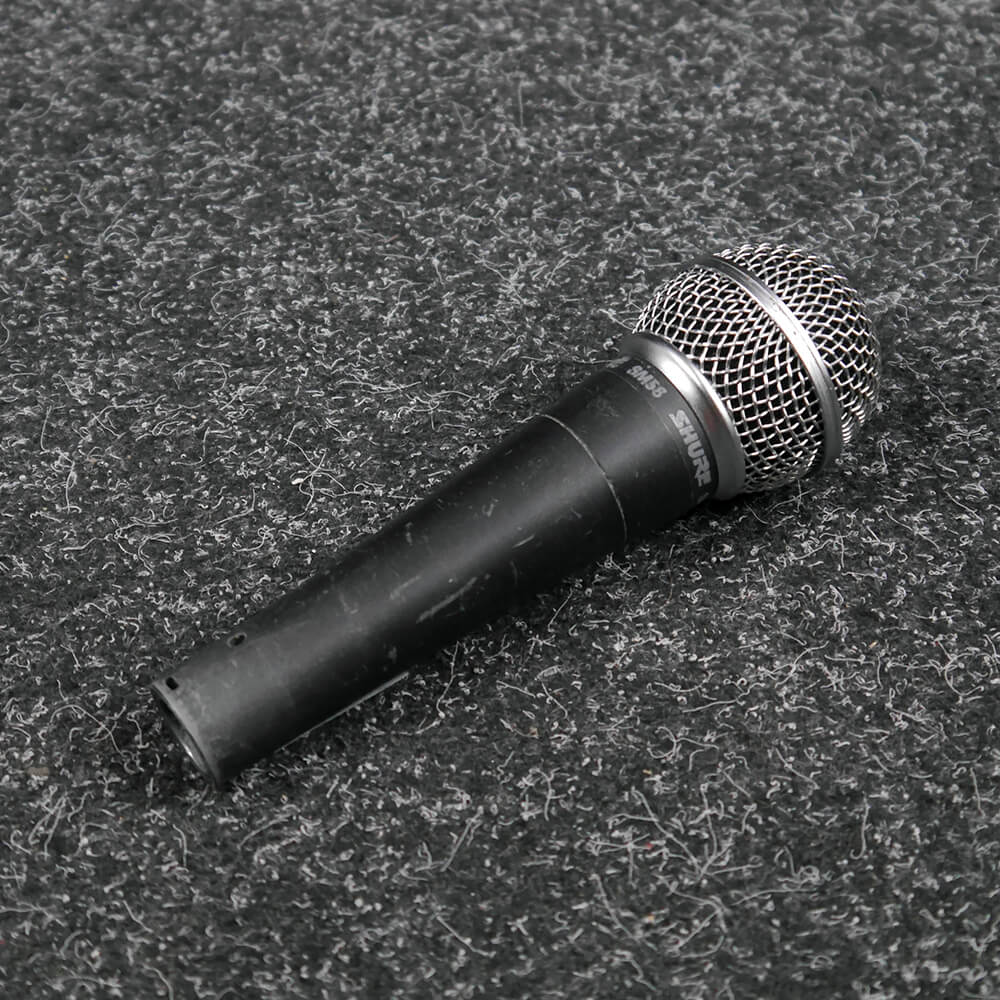 Shure SM58 Dynamic Microphone - 2nd Hand
