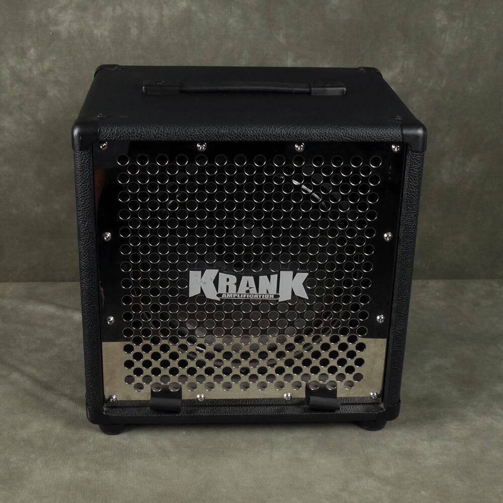 Krank 1x12 Speaker Cabinet - 2nd Hand