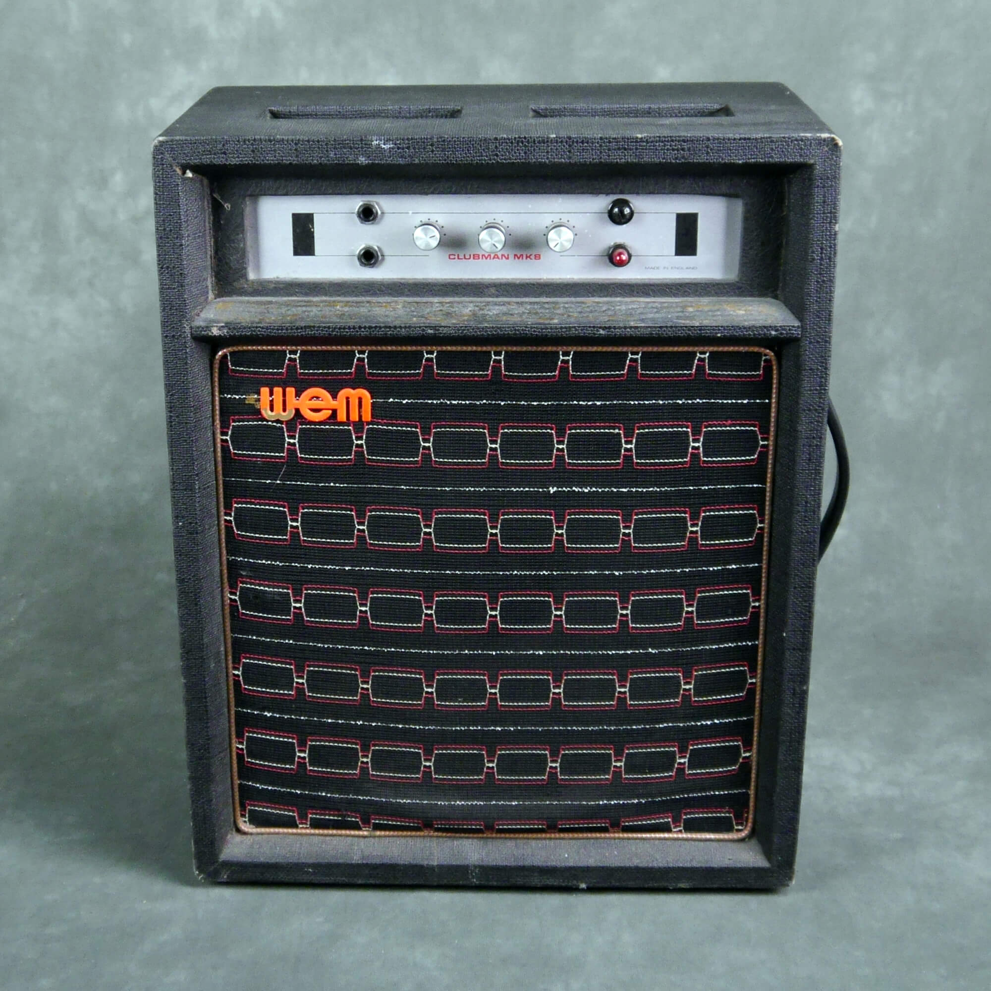 WEM Clubman MK8 Combo Amp - 2nd Hand **COLLECTION ONLY**