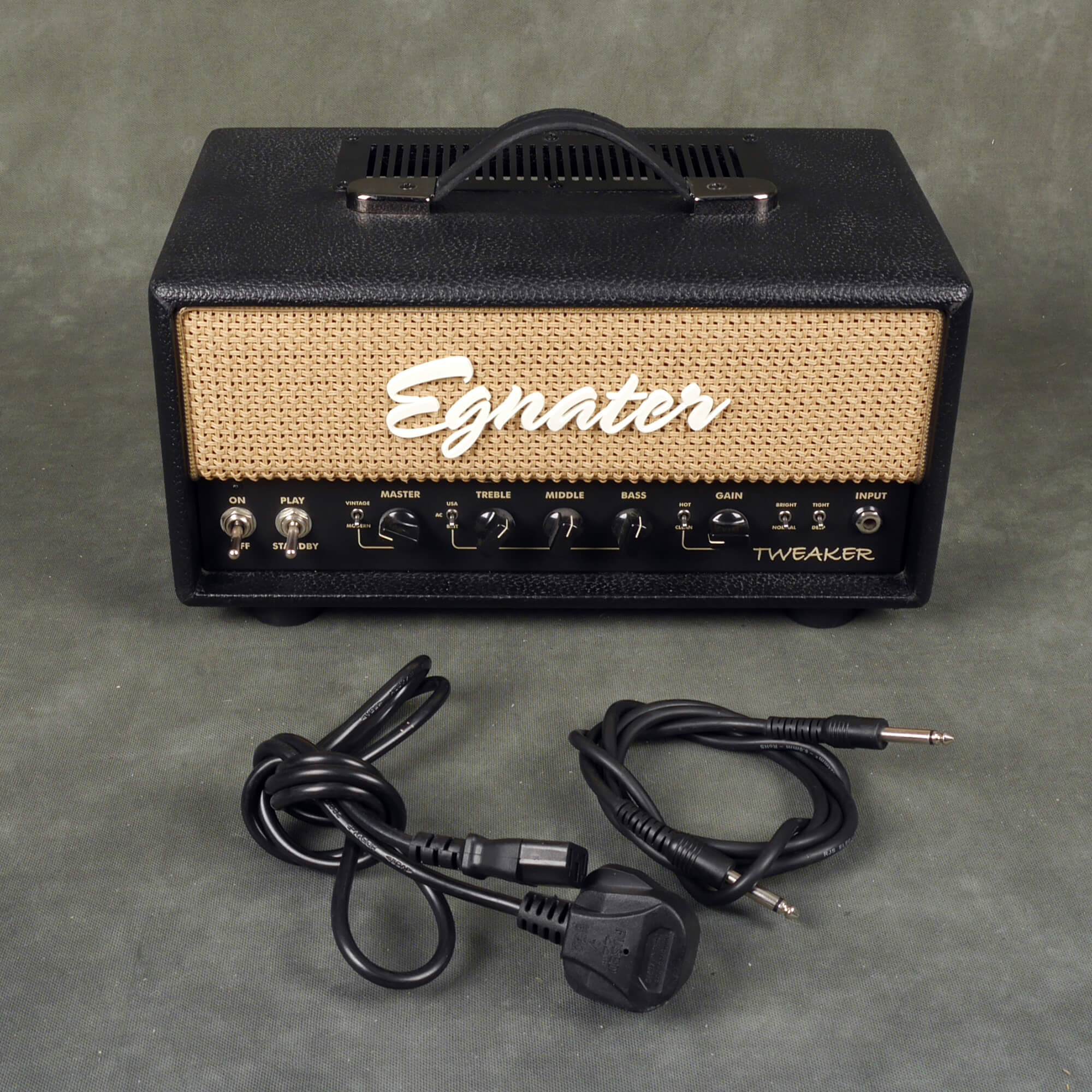 Egnater Tweaker 15 Guitar Amplifier Head - 2nd Hand **COLLECTION ONLY**