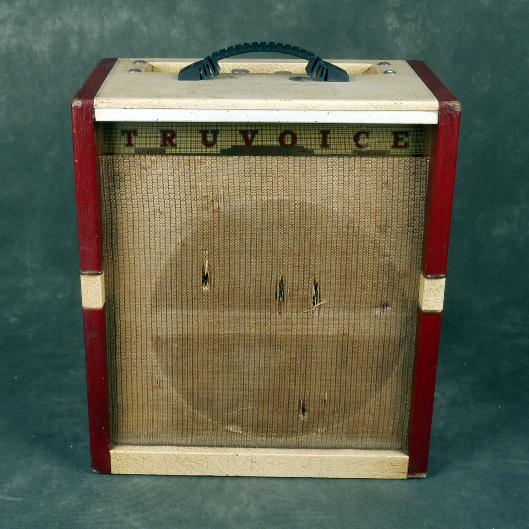 Selmer Truvoice TVT12/T Vintage Valve Combo Amp - 2nd Hand **COLLECTION ONLY**