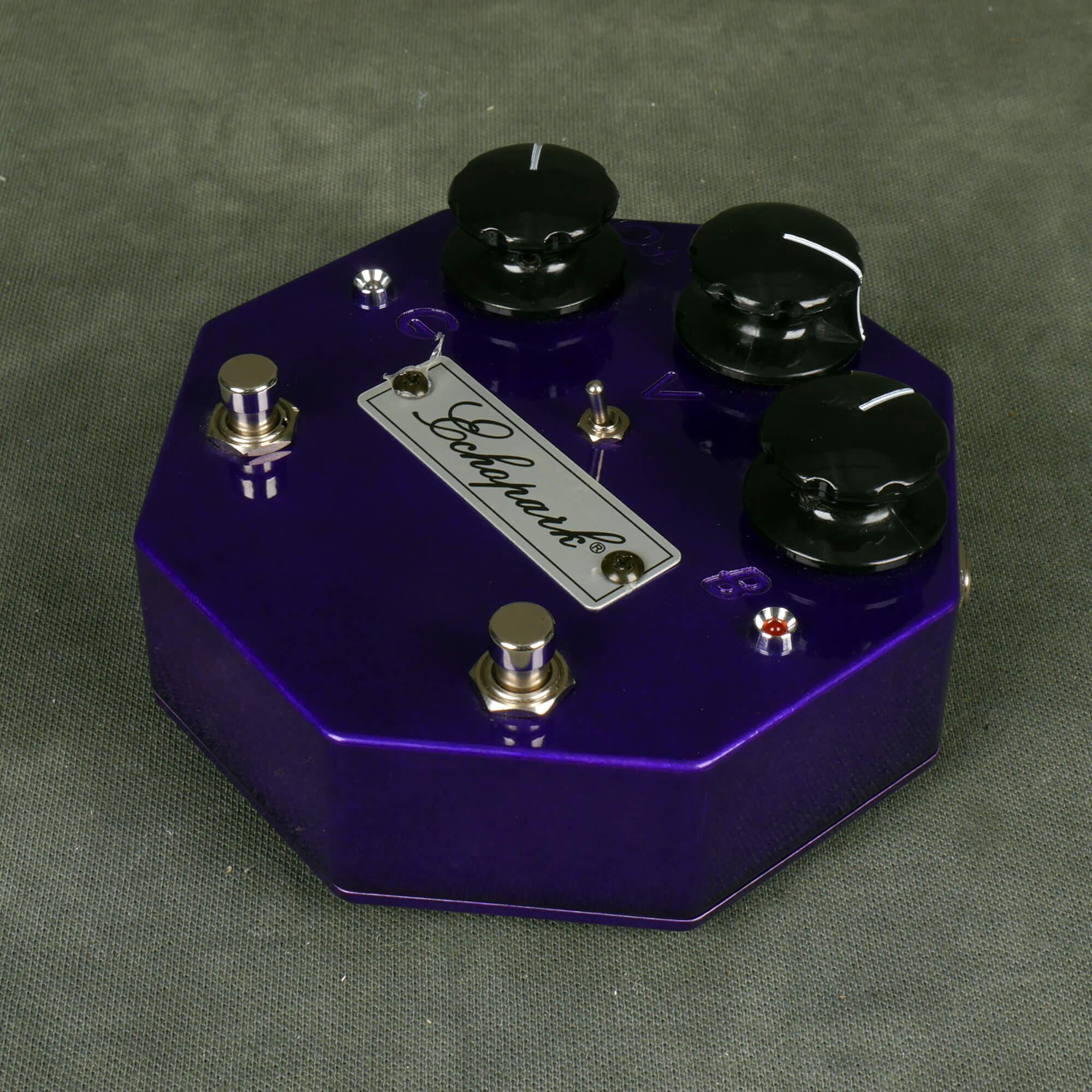 Echopark F-3 Chronic Fuzz Purple FX Pedal - 2nd Hand
