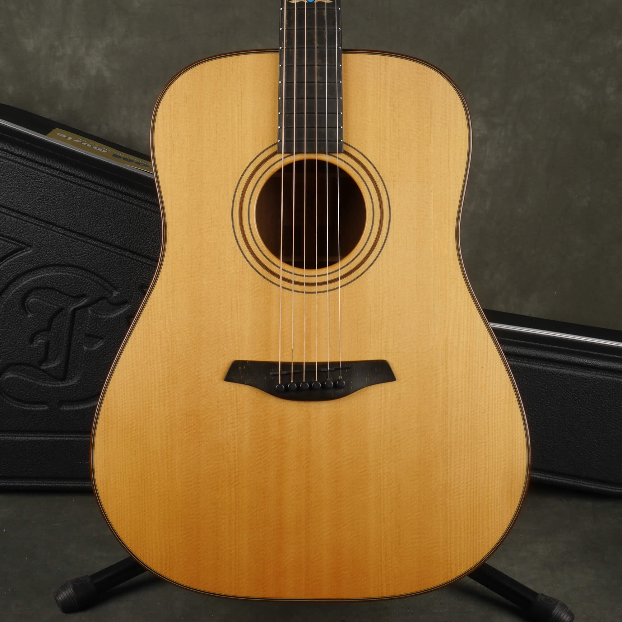 Furch D23-SW Acoustic Guitar - Natural w/Hard Case - 2nd Hand