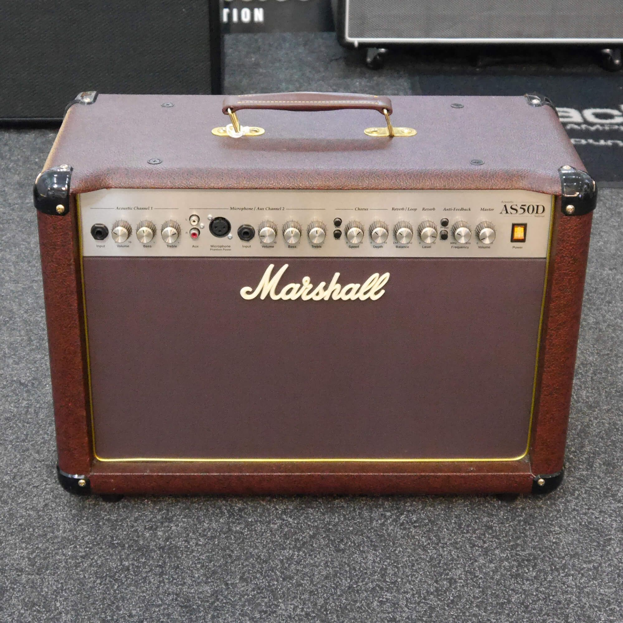 Marshall AS50D Acoustic Amplifier - 2nd Hand
