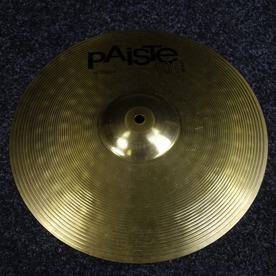 Paiste 101 14 Inch Crash Cymbal - 2nd Hand