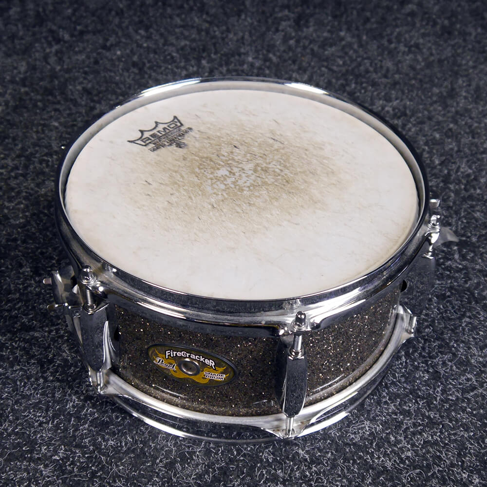 pearl firecracker snare drum 2nd hand rich tone music