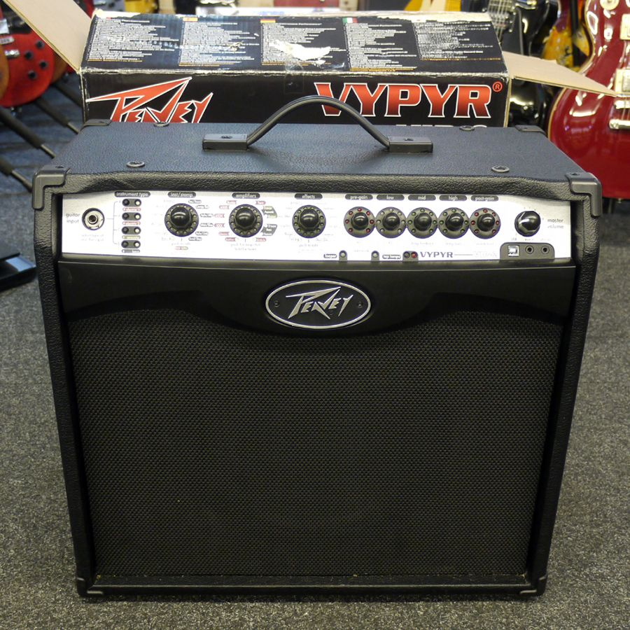 peavey vypyr vip 2 amplifier w box 2nd hand rich tone music. Black Bedroom Furniture Sets. Home Design Ideas