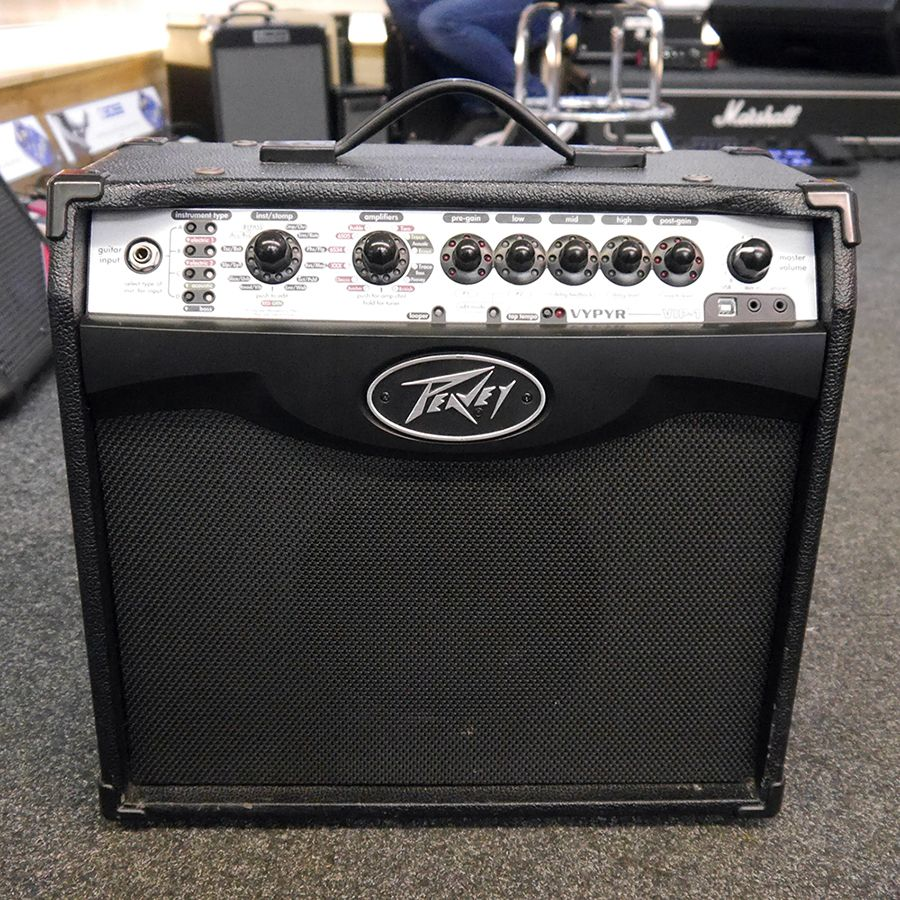 peavey vypyr vip 1 guitar amplifier 2nd hand rich tone music. Black Bedroom Furniture Sets. Home Design Ideas