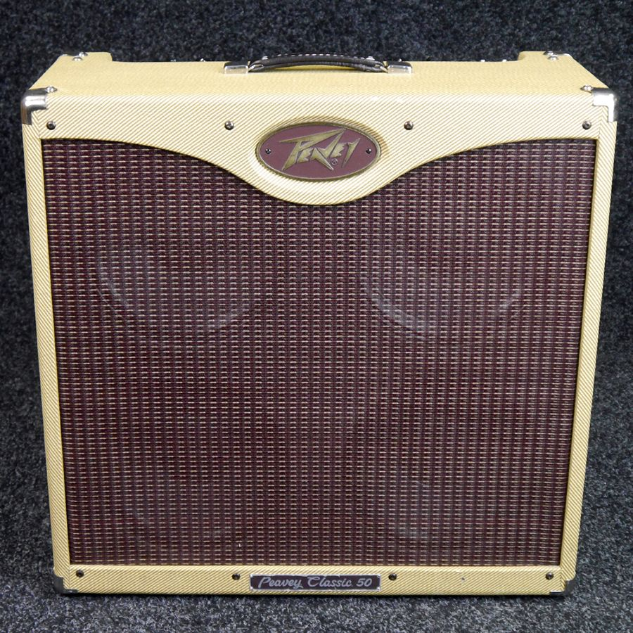 Peavey Classic 50 Help - Dating and Inputs