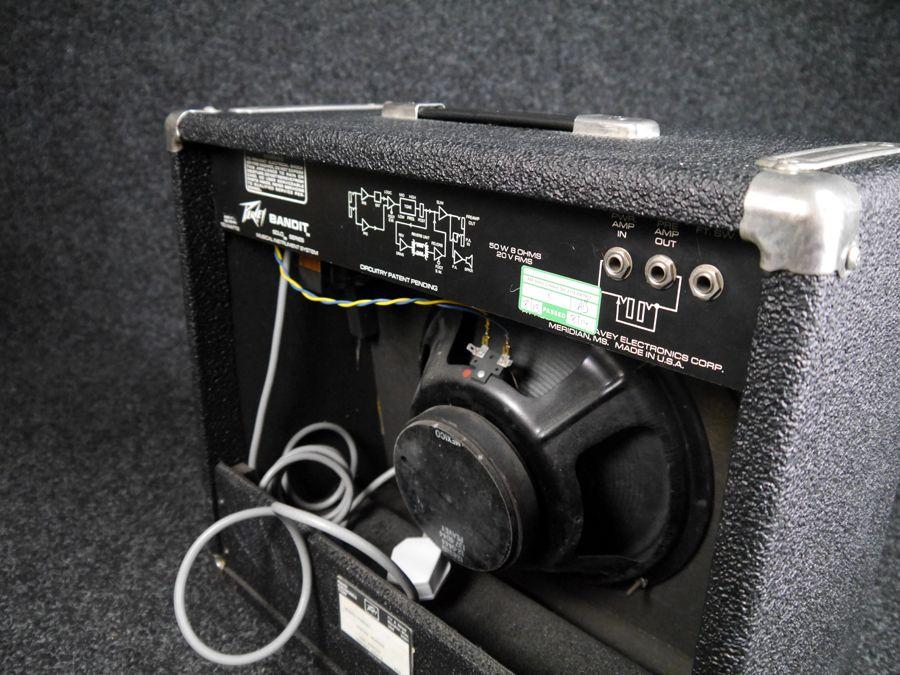 peavey bandit 112 solo series manual