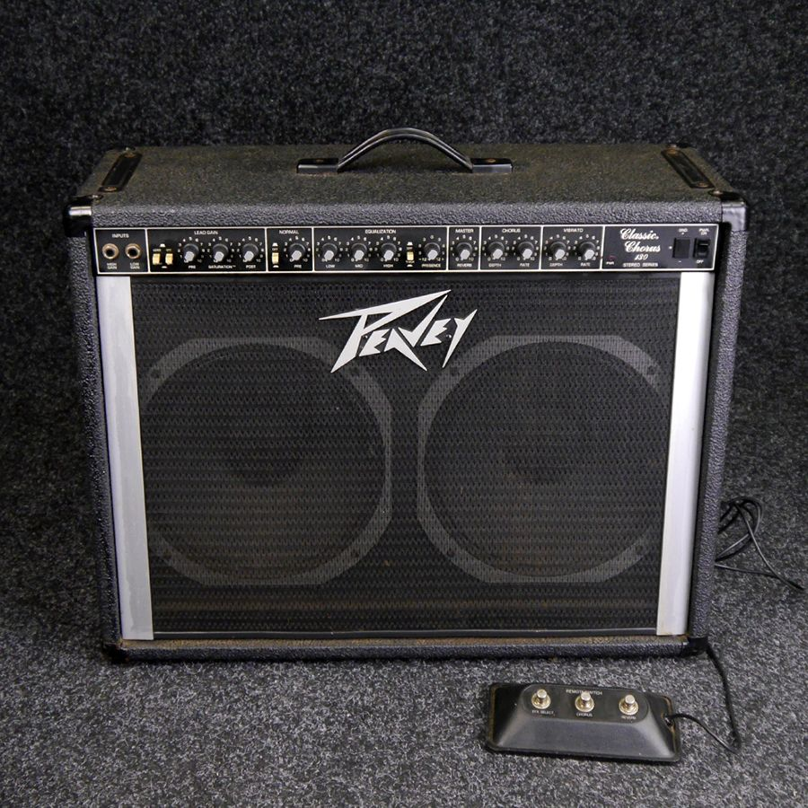 second hand peavey amplifiers rich tone music. Black Bedroom Furniture Sets. Home Design Ideas