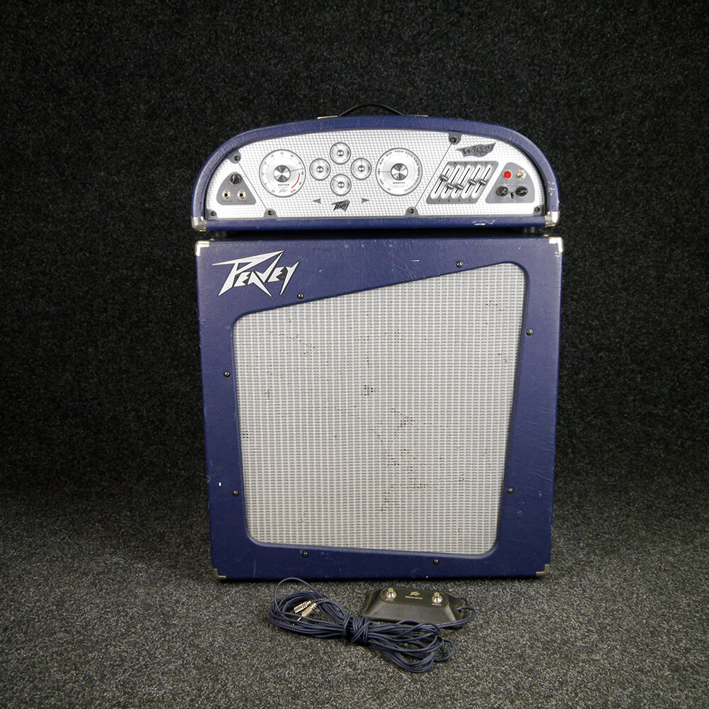 peavey wiggy guitar head cab 2nd hand collection only rich tone music. Black Bedroom Furniture Sets. Home Design Ideas