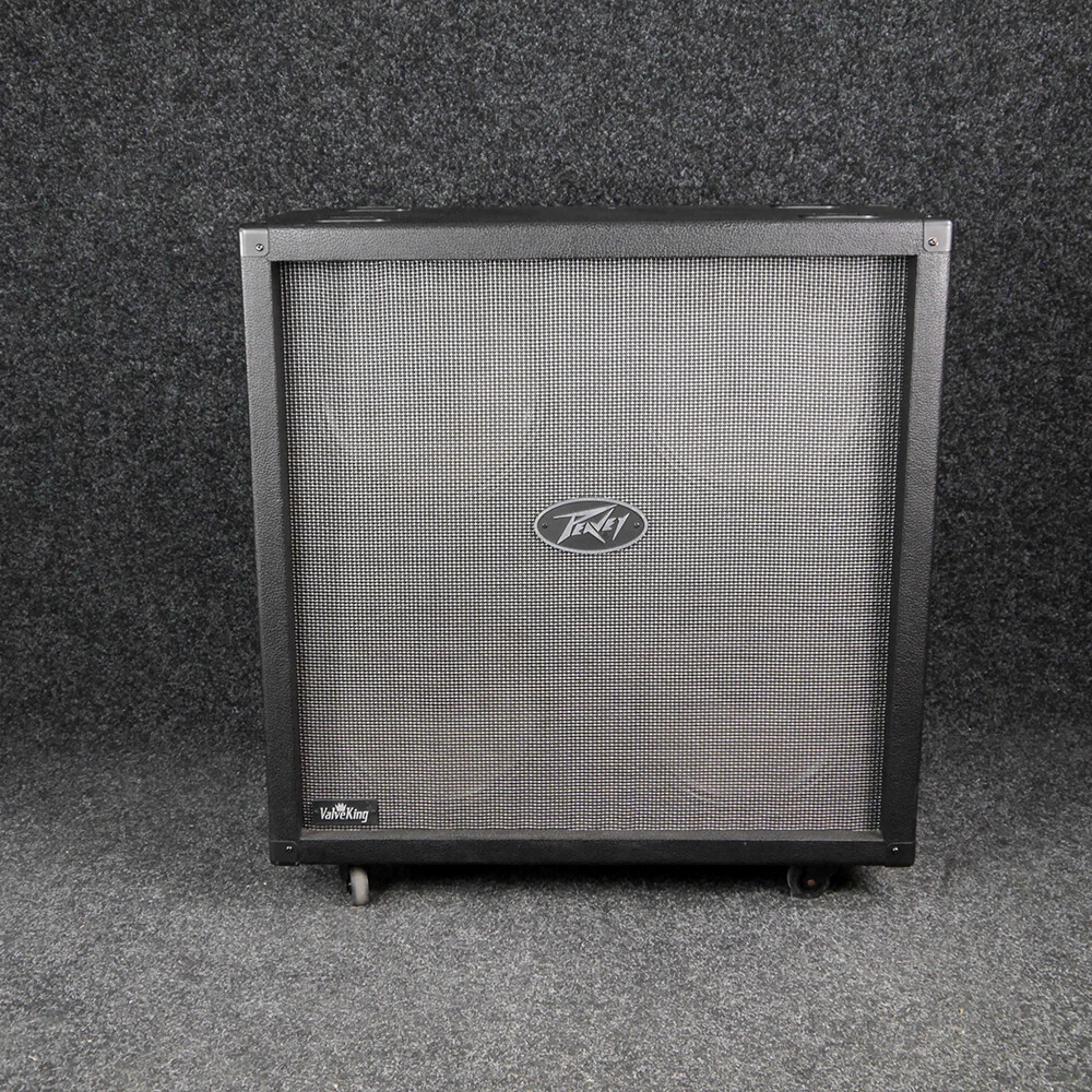 Peavey Valveking 4x12 Cab - 2nd Hand **COLLECTION ONLY**