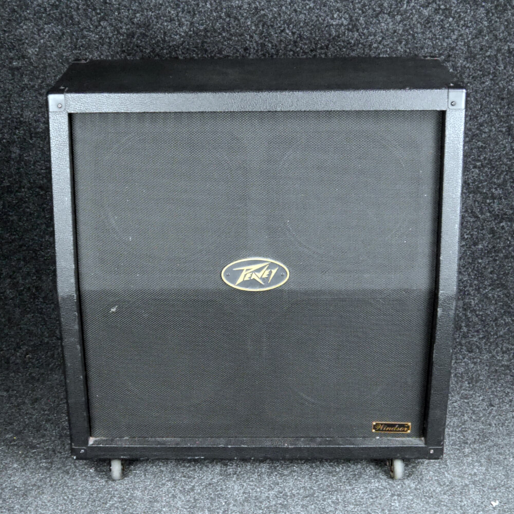 Peavey Windsor 412 Speaker Cabinet - 2nd Hand **COLLECTION ONLY**