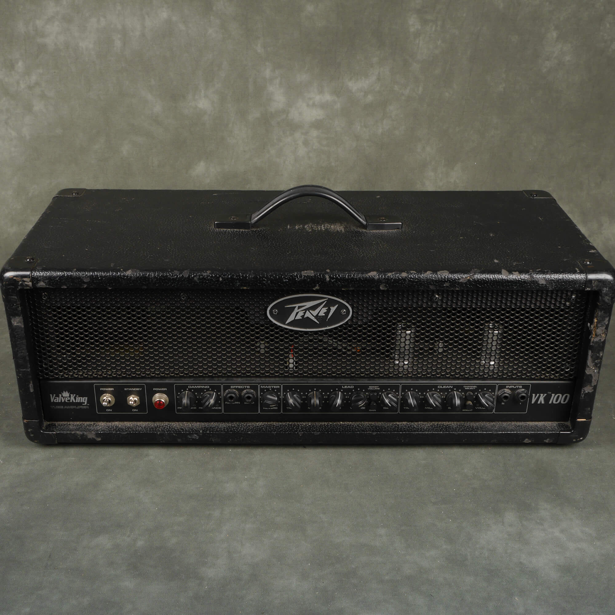 Peavey Valve King VK100 Amp Head - 2nd Hand **COLLECTION ONLY**