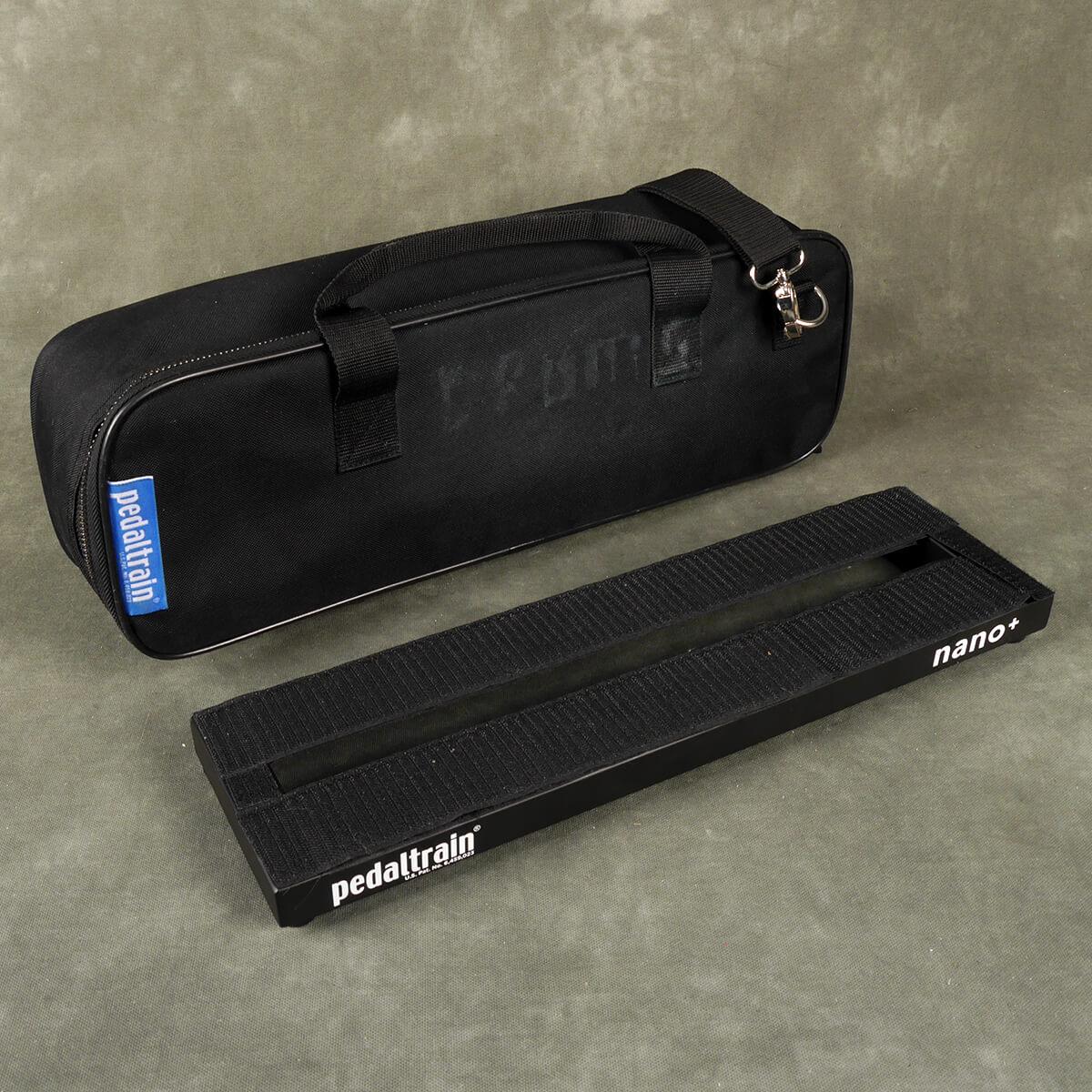 Pedaltrain Nano+ Pedalboard w/Gig Bag - 2nd Hand