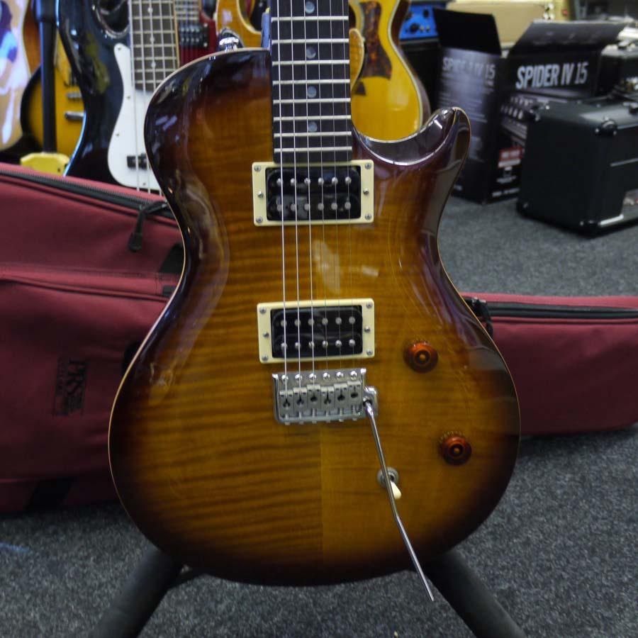 prs se singlecut tsb electric guitar 2nd hand rich tone music. Black Bedroom Furniture Sets. Home Design Ideas