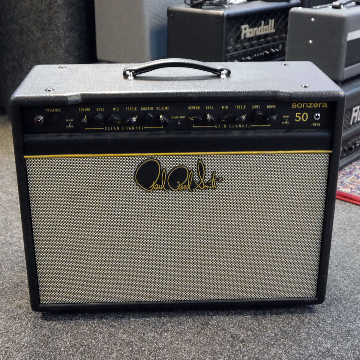 PRS Sonzera 50 Combo Amplifier **COLLECTION ONLY ** 2nd Hand