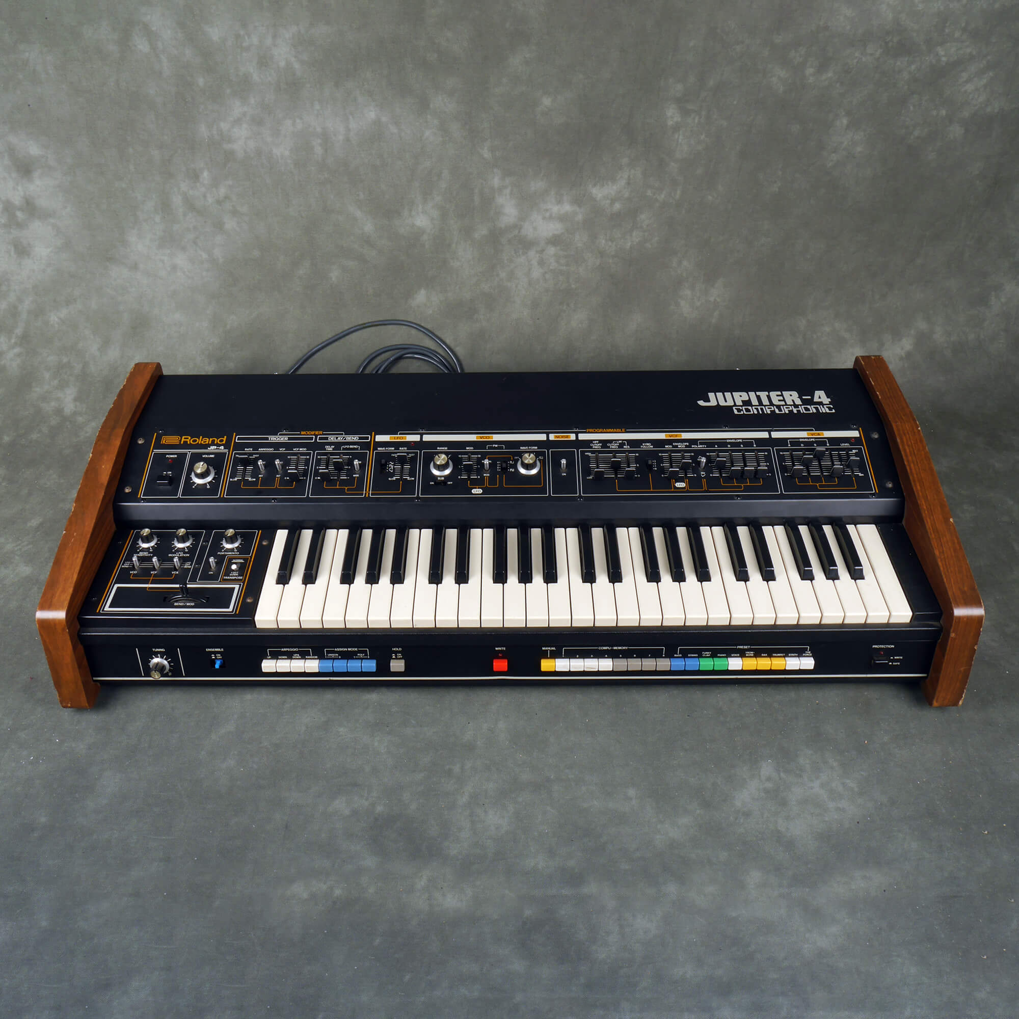 Roland Jupiter 4 JP-4 Compuphonic Vintage Synth - 2nd Hand **COLLECTION ONLY**