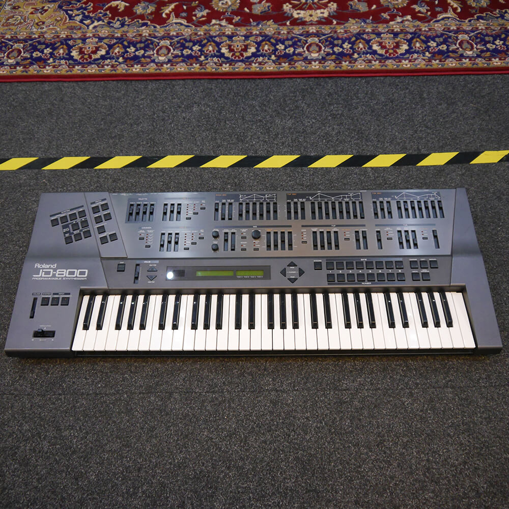 Roland JD-800 Synthesizer - 2nd Hand **COLLECTION ONLY**