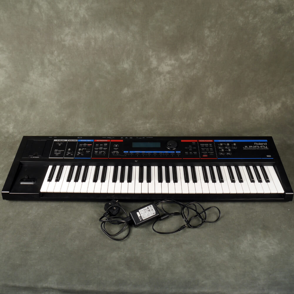 Roland JUNO-Di Mobile Synthesizer - 2nd Hand