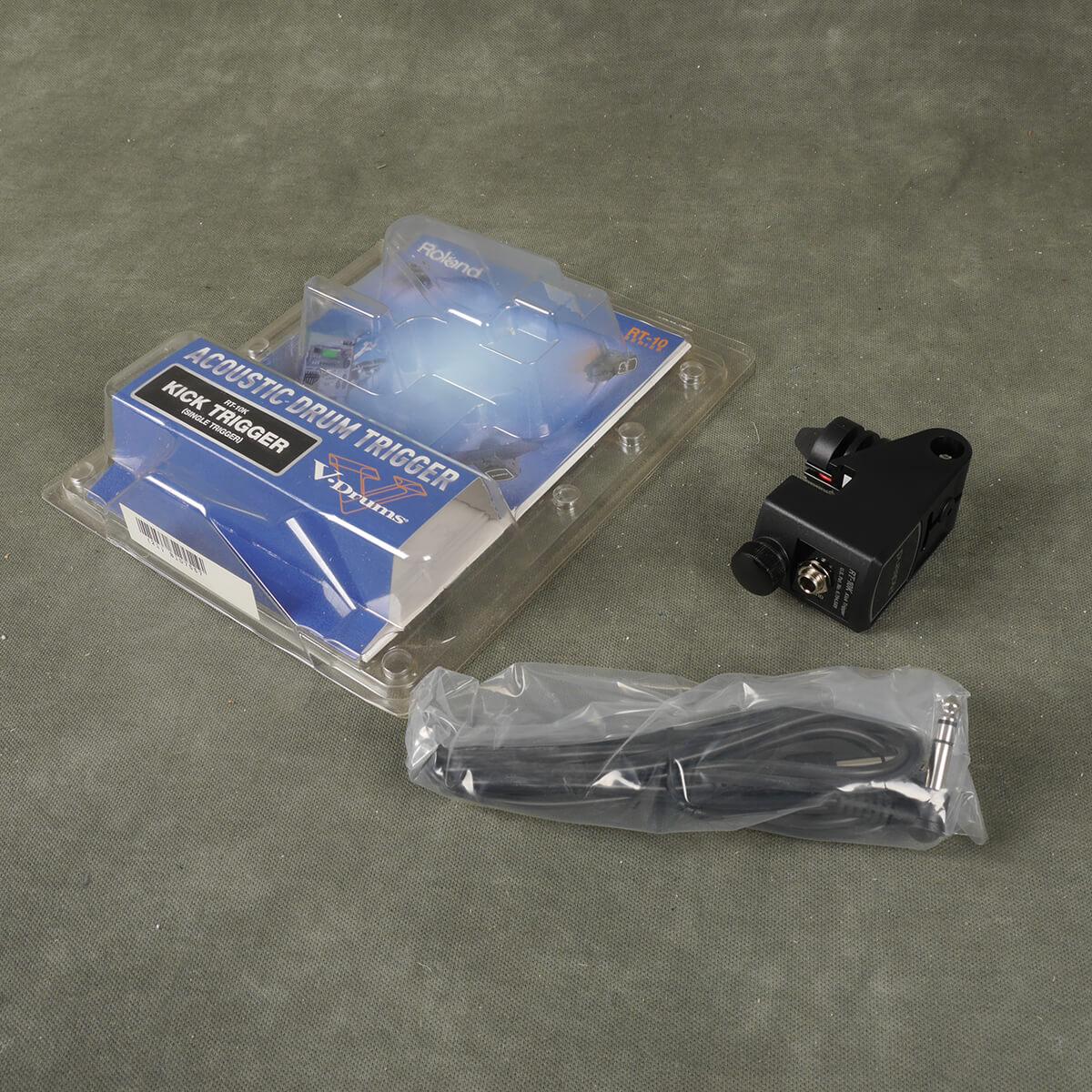 Roland RT-10K Kick Drum Trigger w/Box - 2nd Hand