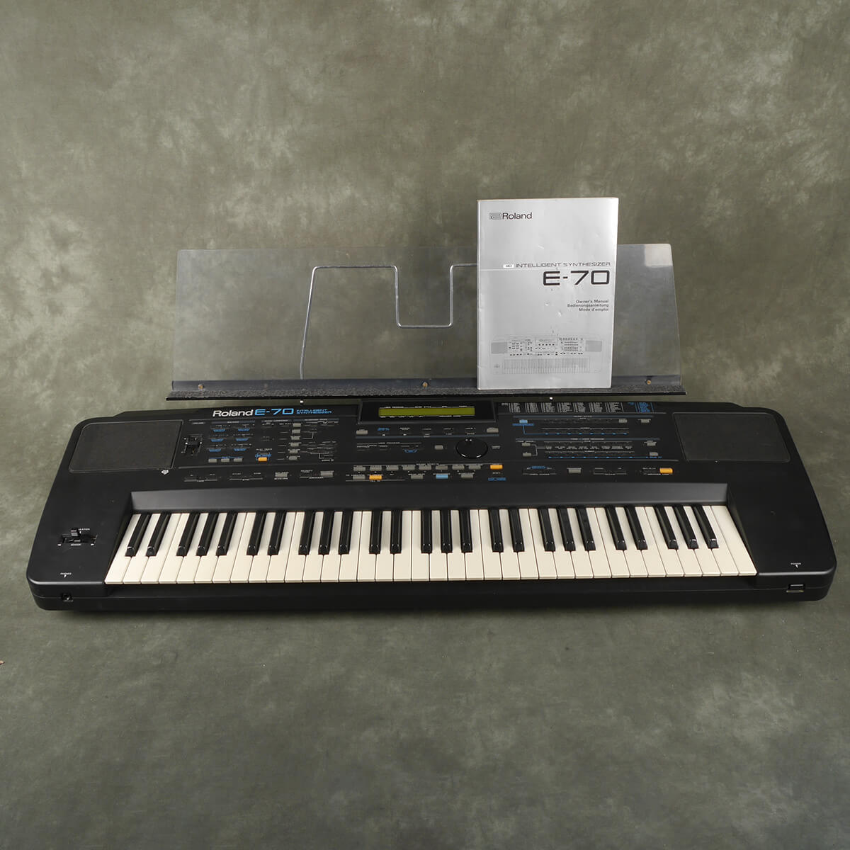 Roland E-70 Synthesizer Keyboard - 2nd Hand
