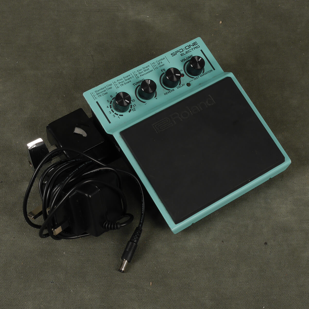 Roland SPD:ONE Electro Trigger Pad - 2nd Hand