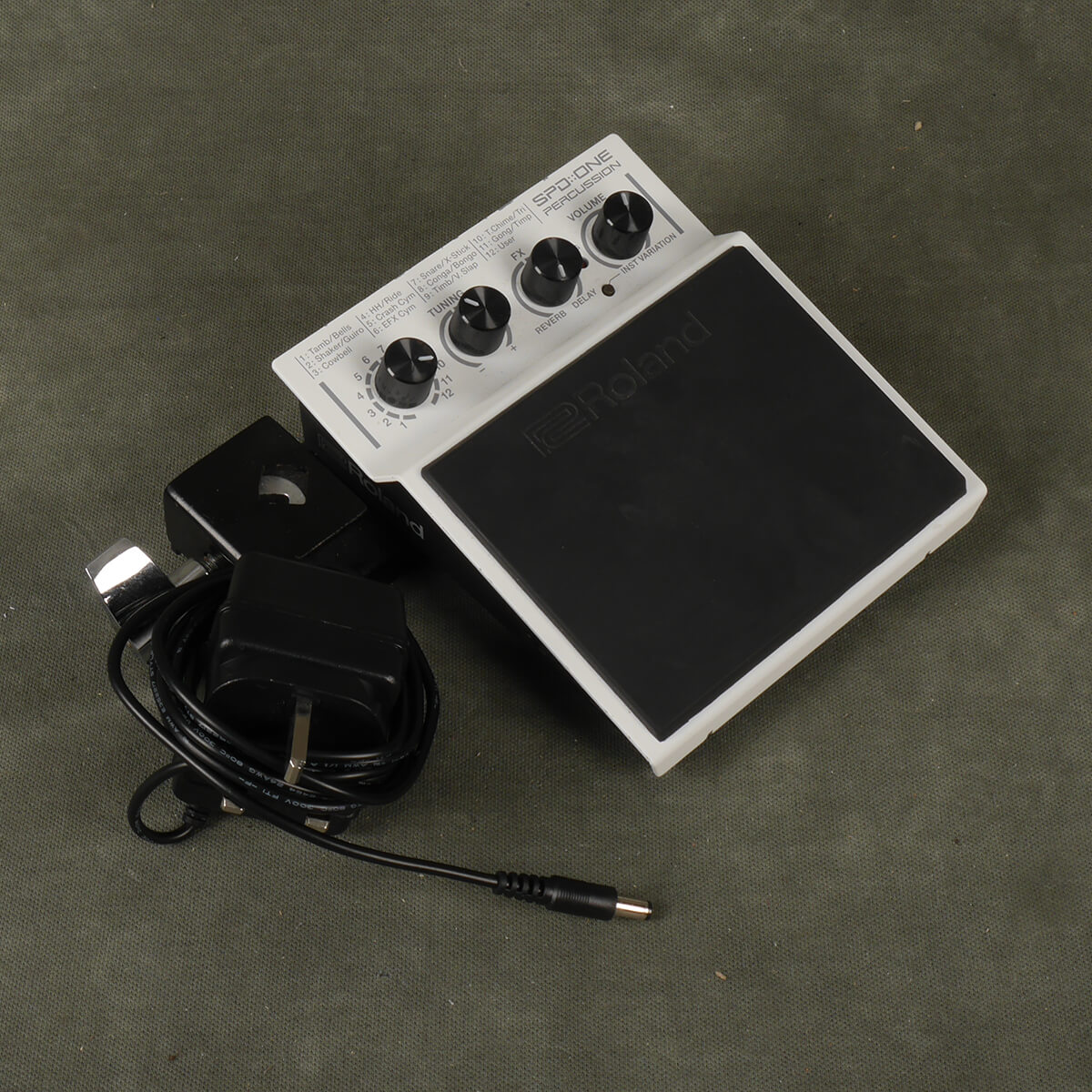 Roland SPD:ONE Percussion Trigger Pad - 2nd Hand