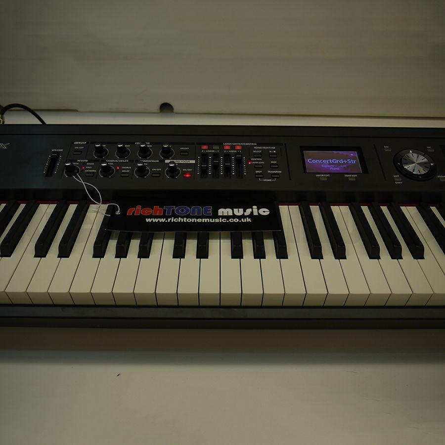 Live Performance Keyboard