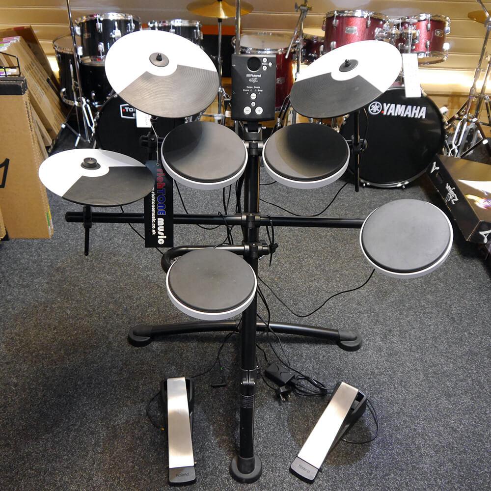 Roland TD-1K compact electronic portable drum kit v-drums