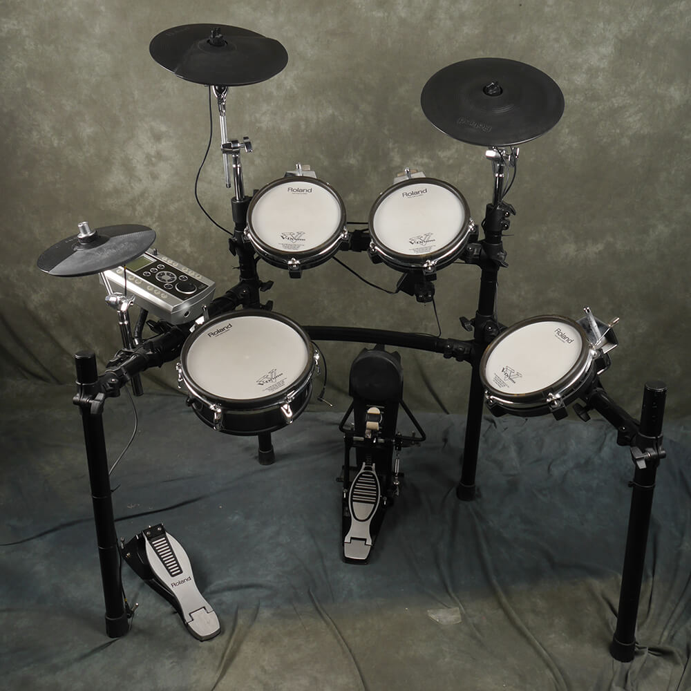 Roland TD9KX Electronic Drum Kit - 2nd Hand **COLLECTION ONLY**